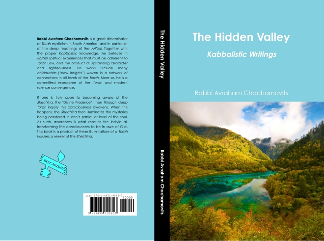 The Hidden Valley - Full cover